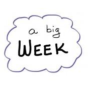 Голямата седмица!