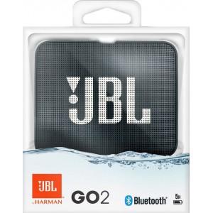 JBL GO 2 Портативна тонколона (на изплащане), (безплатна доставка)