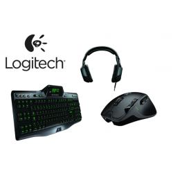 Logitech гейм продукти