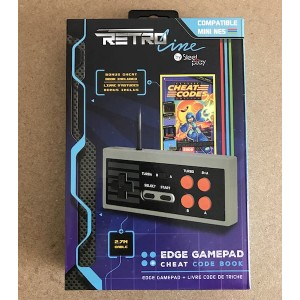 Steelplay Retro Line - Edge Gamepad for Nintendo Classic Mini NES (на изплащане), (безплатна доставка)