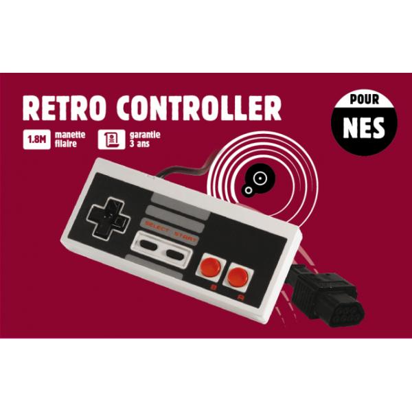 Pour NES - Retro Controller for Nintendo Classic Original NES (на изплащане), (безплатна доставка)