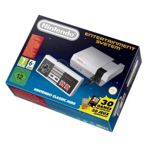 Nintendo Classic Mini NES (на изплащане), (безплатна доставка)