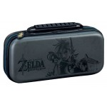 Nintendo Switch, Game Traveler Deluxe Travel Case - Zelda Breath of the Wild Grey (на изплащане), (безплатна доставка)
