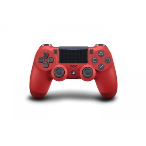 Sony Official PlayStation 4 (PS4) Dualshock 4 Wireless Controller Magma Red V2 (на изплащане), (безплатна доставка)