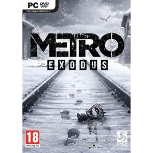 Игра Metro Exodus за PC (на изплащане), (безплатна доставка)