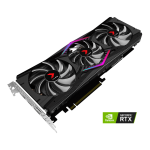 Видео карта PNY GeForce RTX2080 XLR8 Gaming OC 3F 8GB  (на изплащане), (безплатна доставка)