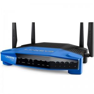 Linksys Рутер WRT1900AC - Dual-Band, Open Source, GIGABIT, Wi-Fi Router (на изплащане), (безплатна доставка)