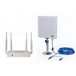 Рутери и Wi-Fi адаптери