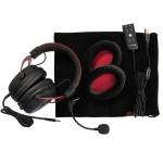 HyperX Cloud II Gaming Headset, Red/Black [KIN-HEAD-KHX-HSCP-RD] (на изплащане), (безплатна доставка)
