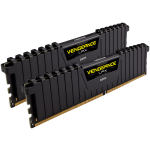 Corsair Vengeance LPX, 16GB (2 x 8GB), DDR4, 3600MHz, C18, Ryzen Memory Kit, Black [CMK16GX4M2Z3600C20] (на изплащане), (безплатна доставка)