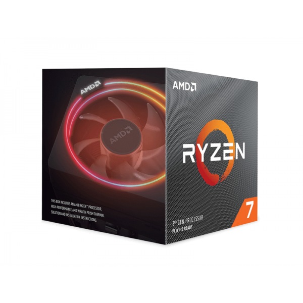 AMD Ryzen 7 3800X, 3.9GHz, AM4 [100-100000025BOX] (на изплащане), (безплатна доставка)