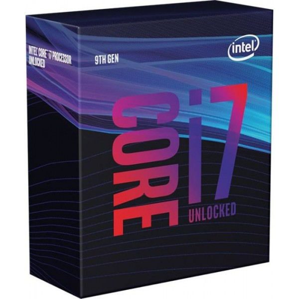 Intel Core i7-9700K, 3.6GHz, LGA1151 [BX80684I79700K] (на изплащане), (безплатна доставка)