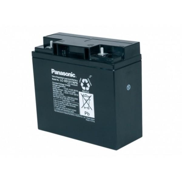 Eaton Battery Panasonic LC-XD1217APG 12V 17Ah M5 [LC-XD1217APG] (на изплащане)