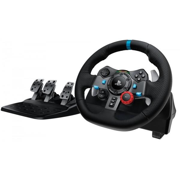 Logitech G29 Driving Force Racing Wheel for PlayStation 4 [941-000112RR] (на изплащане)