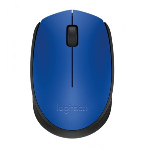 Logitech Wireless Mouse M171 Blue [910-004640] (на изплащане)
