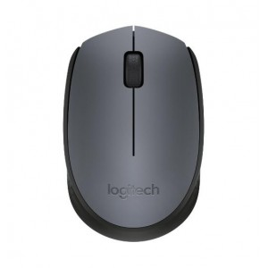 Logitech Wireless Mouse M170 Grey [910-004642] (на изплащане)