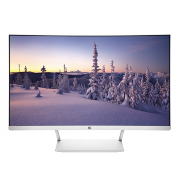HP 27 Curved Display (1 x HDMI) [Z4N74AA] (на изплащане)