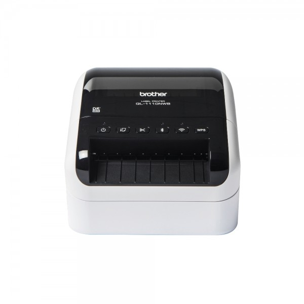 Brother QL-1110NWB Label printer [QL1110NWBYJ1] (на изплащане)