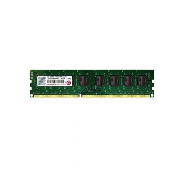 Transcend 8GB 240pin U-DIMM DDR3L 1600 2Rx8 512Mx8 CL11 1.35V [TS1GLK64W6H] (на изплащане)