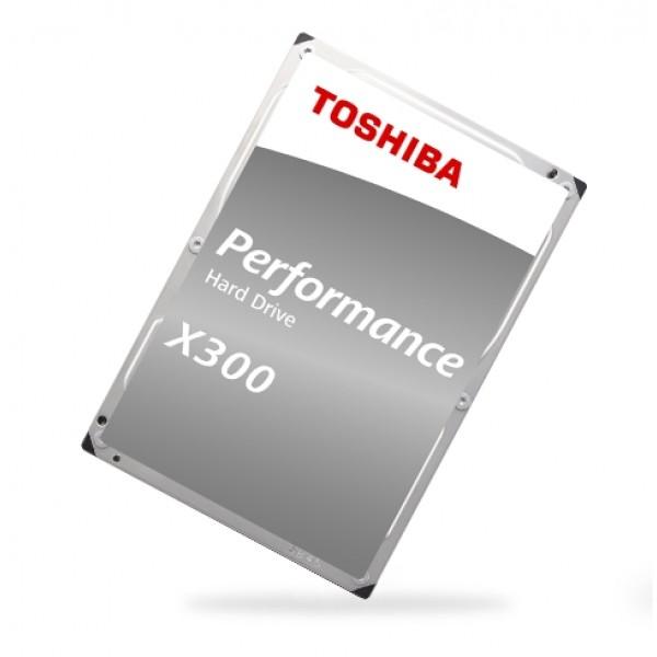 Toshiba X300 - High-Performance Hard Drive 10TB (7200rpm/256MB) [HDWR11AEZSTA] (на изплащане)