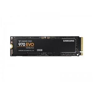 Samsung SSD 970 EVO M2 PCIe 250GB [MZ-V7E250BW] (на изплащане)