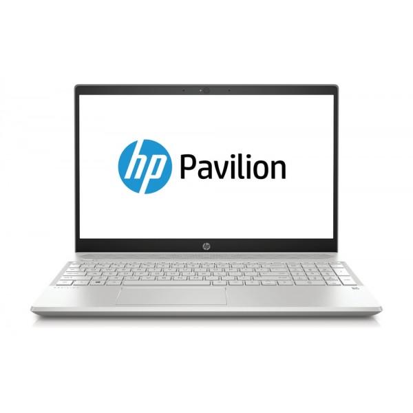 HP Pavilion 15-cs0006nu Silver [4FM98EA_1KF76AA] + подарък (на изплащане)