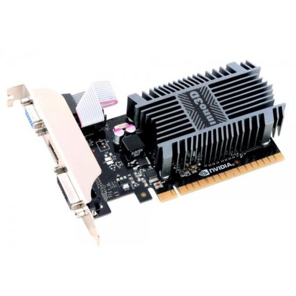 Inno3D GeForce GT710 1GB [N710-1SDV-D3BX] (на изплащане)