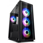 DeepCool MATREXX 50 ADD-RGB 4F [DP-ATX-MATREXX50-AR-4F-NE] (на изплащане)