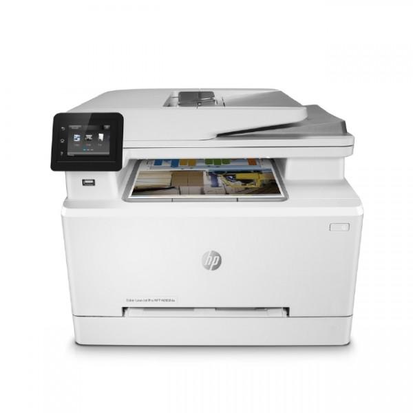 HP Color LaserJet Pro MFP M283fdn [7KW74A] + подарък (на изплащане)