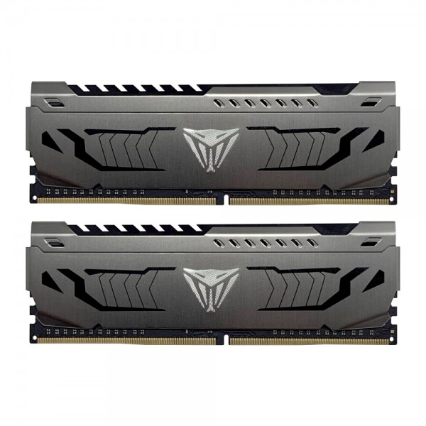Patriot Viper Steel 64GB (2*32) 3200Mhz [PVS464G320C6K] (на изплащане)