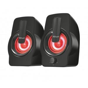 TRUST Gemi 2.0 Speaker RGB Black [22948] (на изплащане)