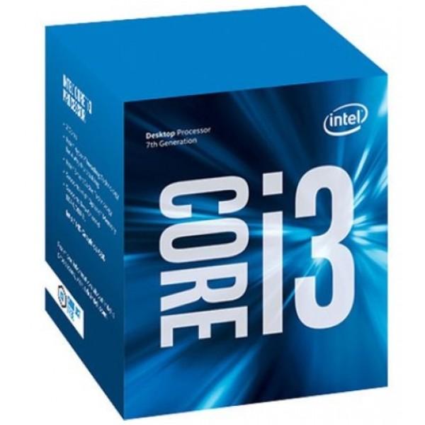 Intel CPU Desktop Core i3-7100 [BX80677I37100] (на изплащане)