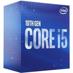 Intel CPU Desktop Core i5-10400F (2.9GHz [BX8070110400F] (на изплащане)
