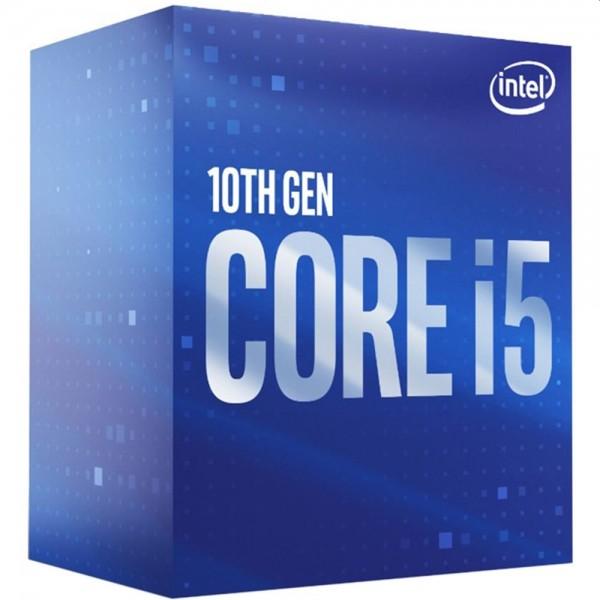 Intel CPU Desktop Core i5-10400F (2.9GHz [BX8070110400F] (на изплащане)