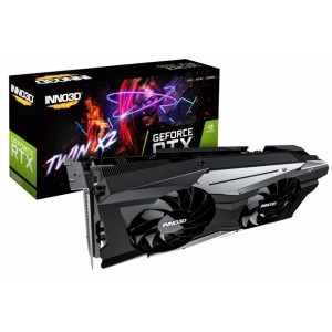 Inno3D GeForce RTX 3080 Twin X2 OC [N30802-106XX-1810VA34] (на изплащане)