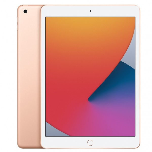 Apple 10.2-inch iPad 8 Wi-Fi 128GB - Gold [MYLF2HC/A] (на изплащане)