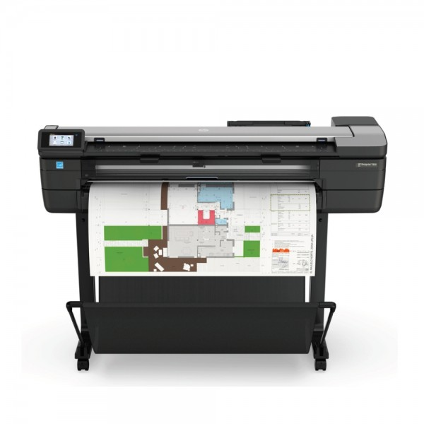 HP DesignJet T830 36in MFP Printer [F9A30D] (на изплащане)