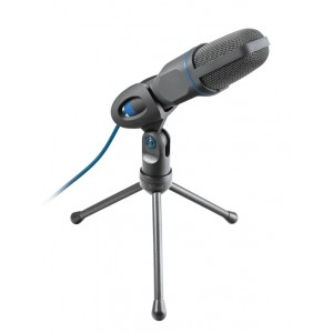 TRUST Mico USB Microphone for PC and laptop [23790] (на изплащане)
