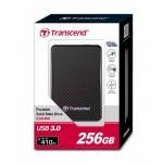 Transcend 256GB External SSD 400K [TS256GESD400K] (на изплащане)