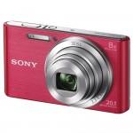 Sony Cyber Shot DSC-W830 pink [DSCW830P.CE3] (на изплащане)