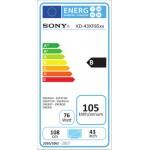 Sony KD-43XF8505 43